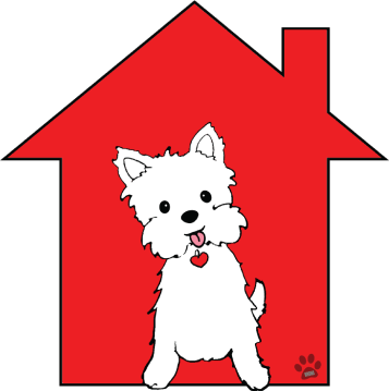 Westie Home Base WA Logo